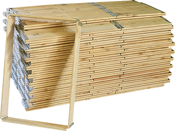 Pallet heightener, new